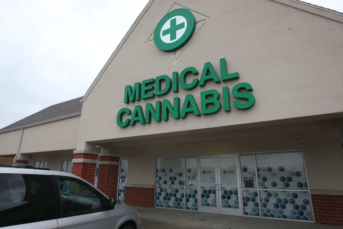 Photo of Effingham dispensary expected to start selling recreational cannabis later in January
