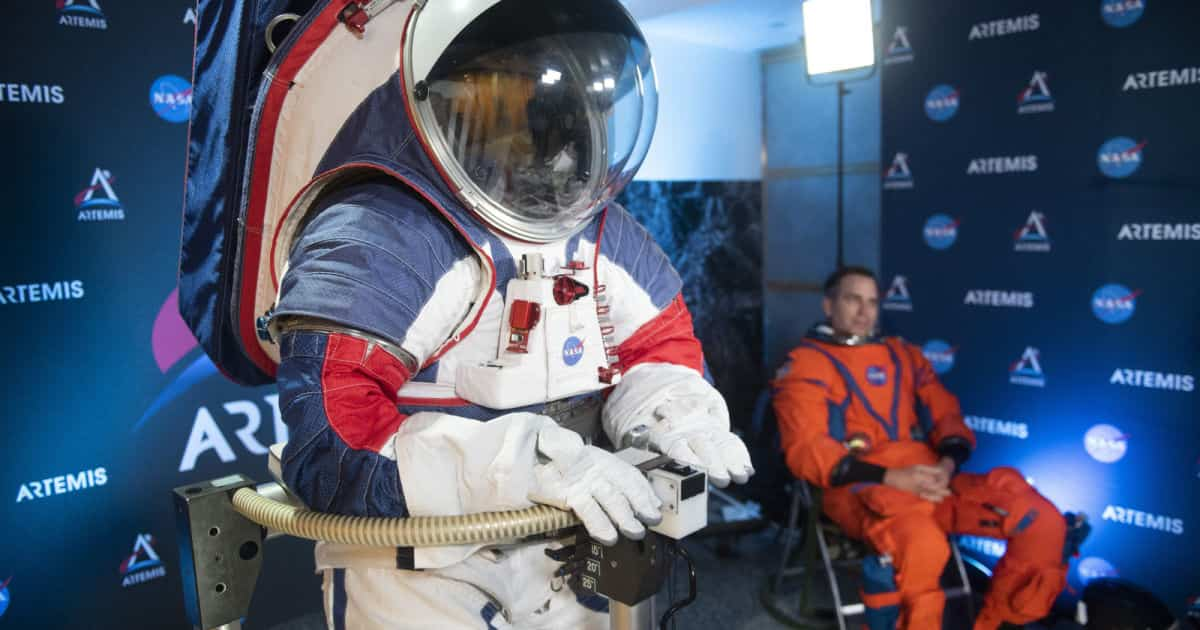 Trump's next budget could give NASA a huge funding windfall