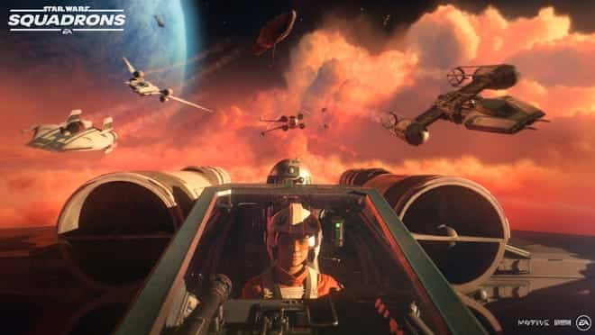 'Star Wars: Squadrons' expected to release Oct. 2