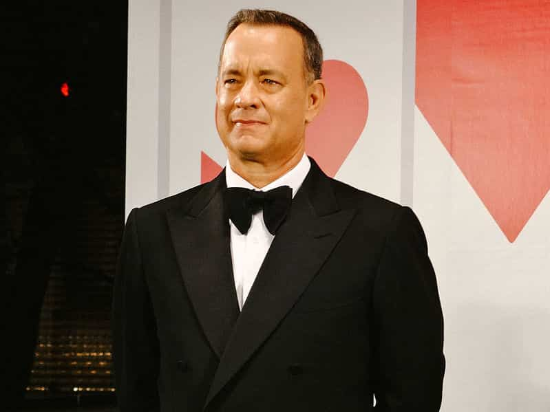 As Tom Hanks promotes new Apple TV+ film 'Greyhound,' he urged everyone to wear mask, social distance, and wash hands