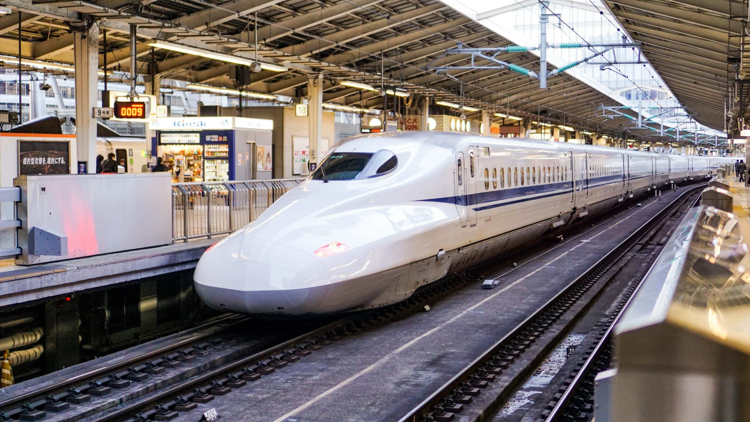 Japan has begun operating its newest bullet train, the N700S, that can run on battery power in case of emergencies.