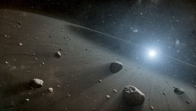 A pair of Indian schoolgirl's project of Space India and NASA have discovered an asteroid moving towards Earth during a project