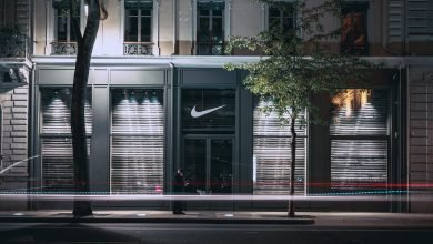 Photo of Nike Shares Rose as Company Reports Boost in Digital Sales
