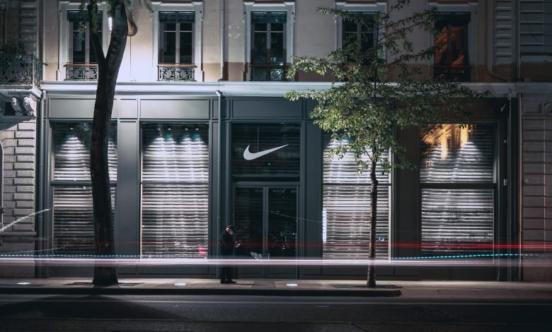 Nike Shares Rose as Company Reports Boost in Digital Sales