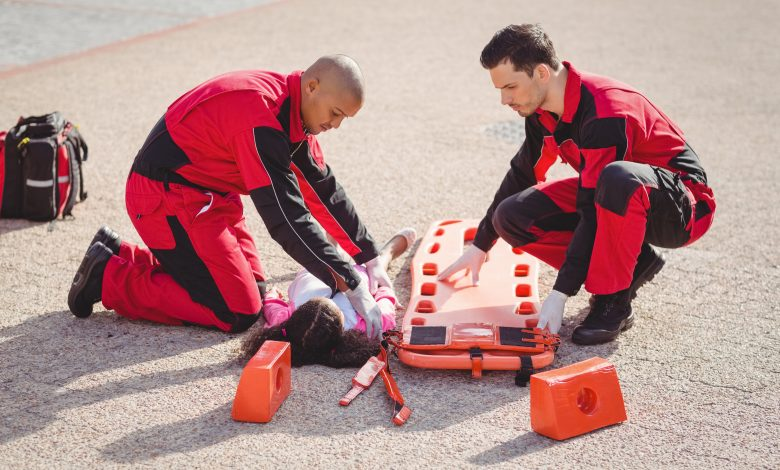 Photo of Paramedics May One Day Fly Via Jet Suits to Respond to Emergencies