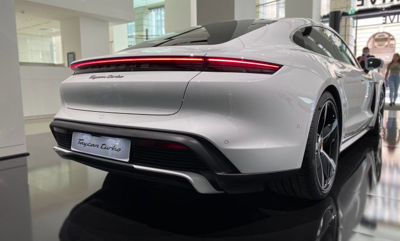 Porsche's Taycan Becomes Their Best-Selling Model in US After Brand's SUVs