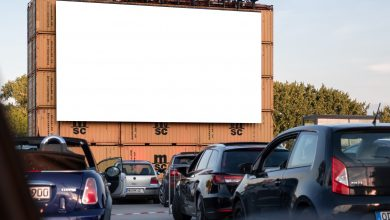 Walmart Turns Their US Parking Lots Into Drive-In Theaters